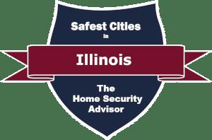 Safest Cities in Illinois