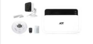 Best Security Systems - ADT Security Equipment Package