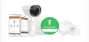 Besst Home Security Systems - Frontpoint Security Equipment Package