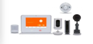 best Security System for Home Automation- Vivint Security Package