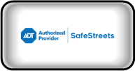 ADT Security Reviews -Safe Street Rectangular Logo