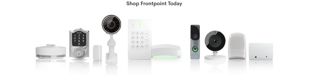 Frontpoint vs SimpliSafe -Frontpoint Home Security Line-Up.