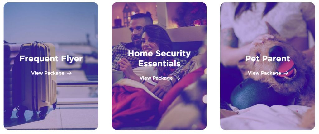 Guardian Home Security Packages