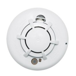 Protect America Alarm System - Professional Smoke and Heat Sensor