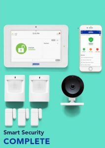 Brinks Security Systems - Smart Security Complete