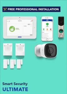 Brinks Home Security System -Smart Security Ultimate