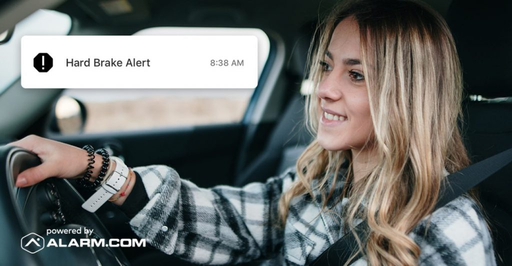 Alarm.Com - Connected Car