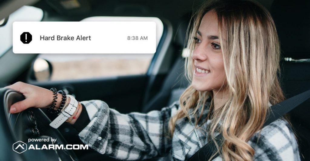 Alarm.Com - Connected Car