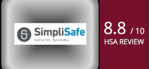 SimpliSafe Review Rating