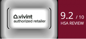 Best Security Systems - Vivint Rank Rect.